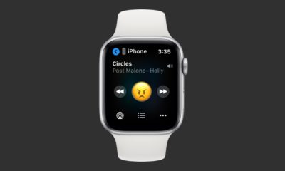 Apple Watch Music Controls Annoying