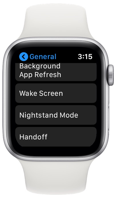 Apple Watch Now Playing