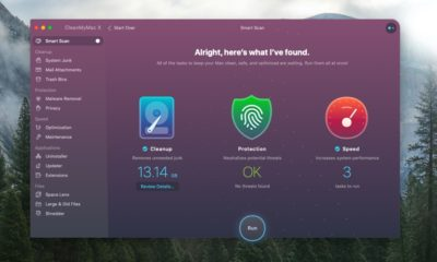 CleanMyMac X app review