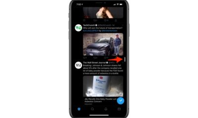 Fast Scrolling iPhone