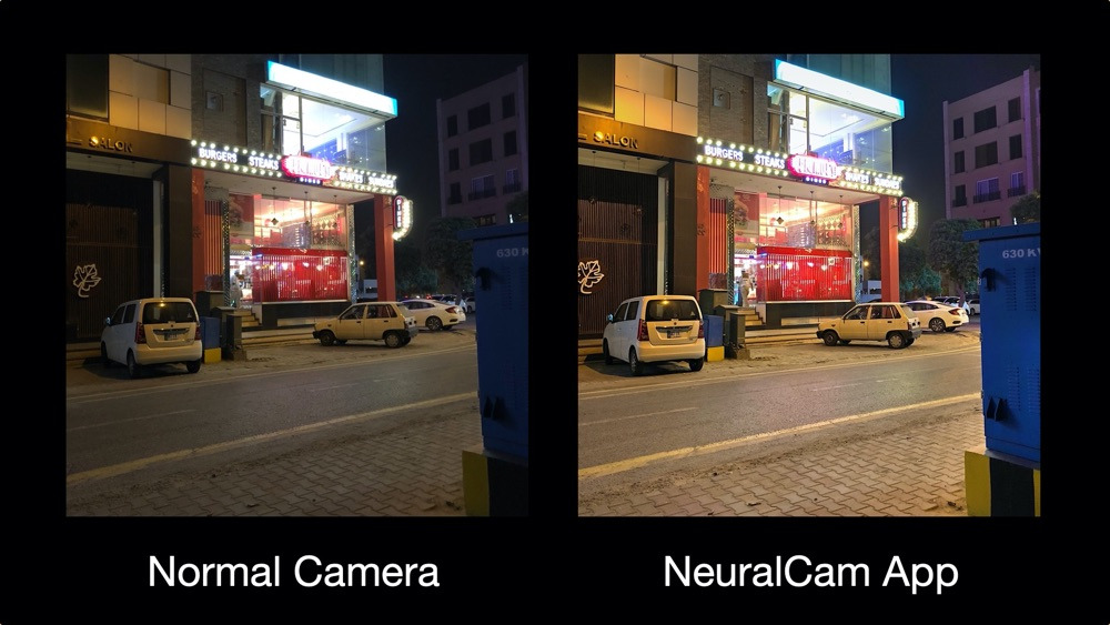 Add Night Time Photography to older iPhone