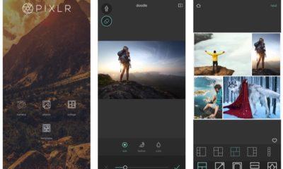 Pixlr app