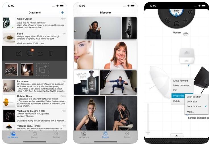 Sylights app