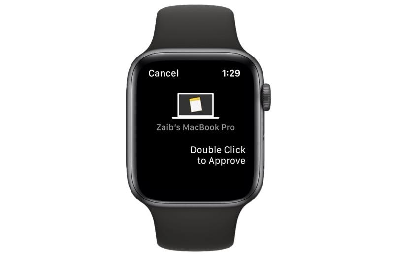 Unlock Mac Apps Apple Watch