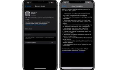 iOS 13.1.3 IPSW download