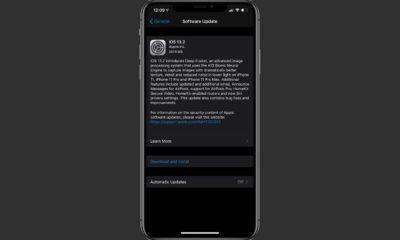 iOS 13.2 Software Update