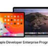 Apple Developer Enterprise Program