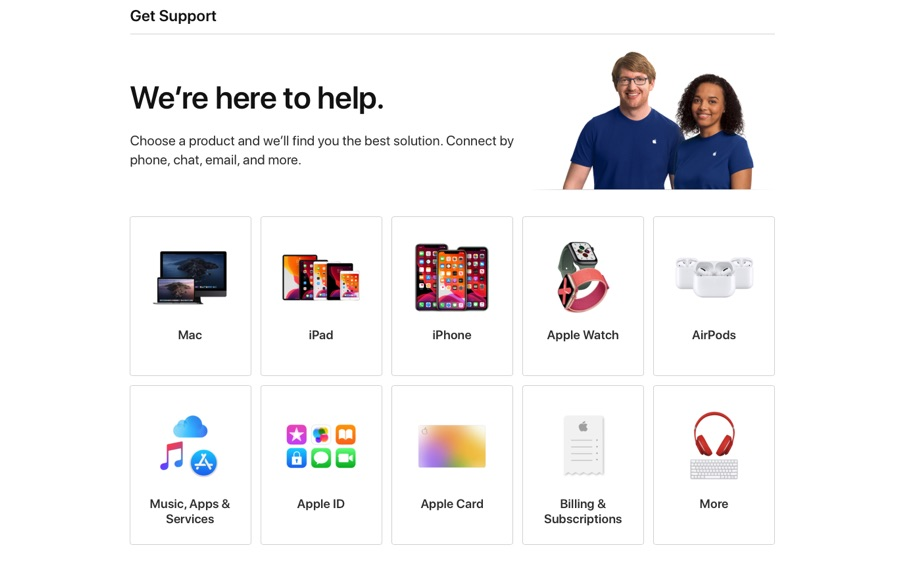 Make Apple Store Appointment