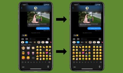 Remove Memoji Stickers iPhone