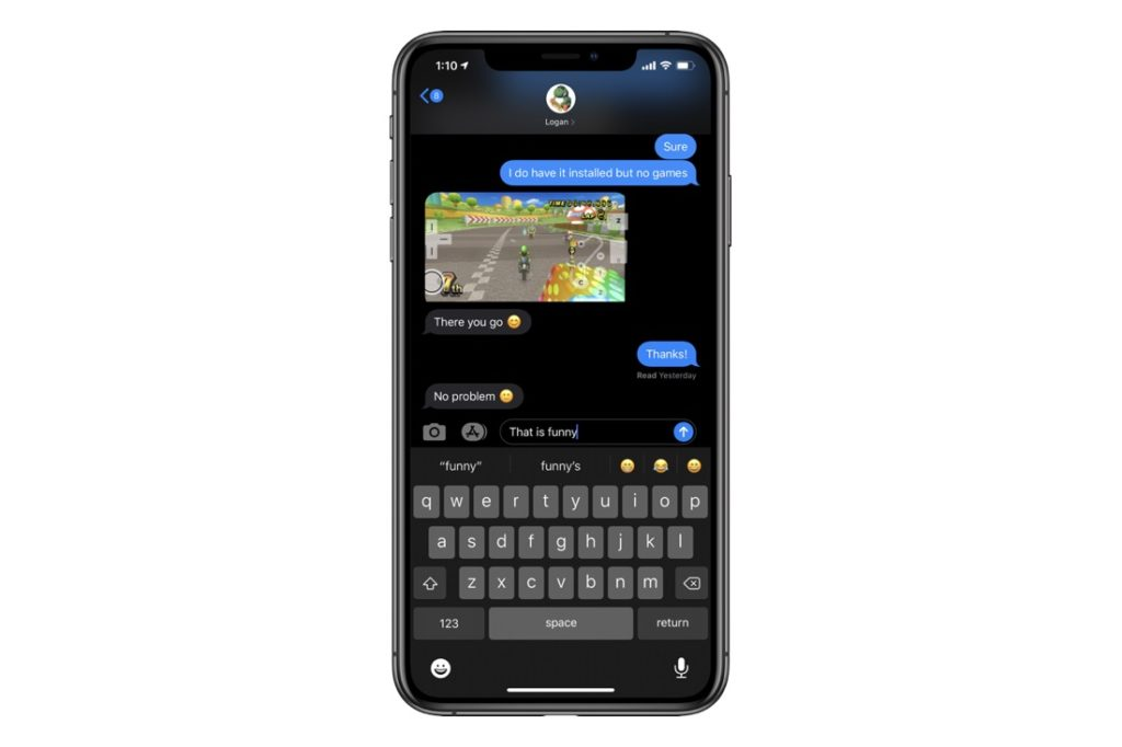 Emoji Shortcut iPhone