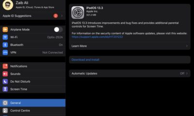 iOS 13.3 IPSW Download