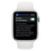 Apple Watch disable screenshots