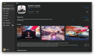 Asphalt 9 Legends Mac
