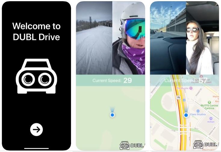 DUBL Drive App