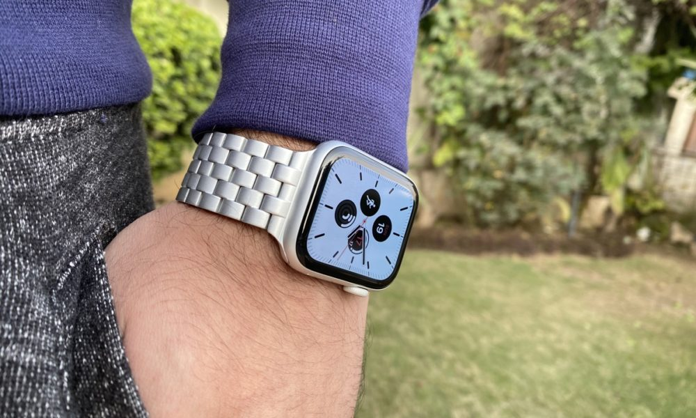 JUUK Qrono Band Apple Watch
