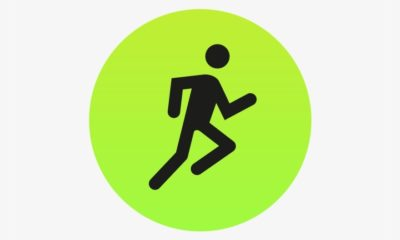 Workout app Apple Watch