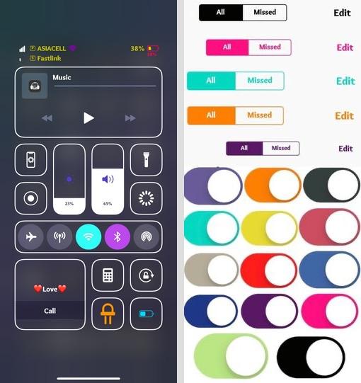 Color System Pro tweak