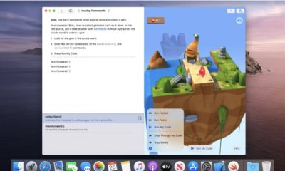 Swift Playgrounds Mac
