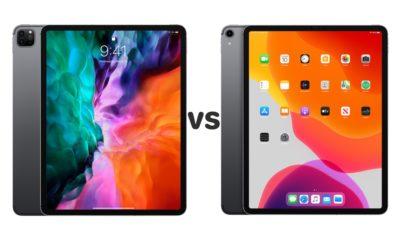 2020 iPad Pro vs 2018 iPad Pro