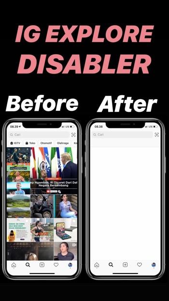 IG Explorer Disabler tweak