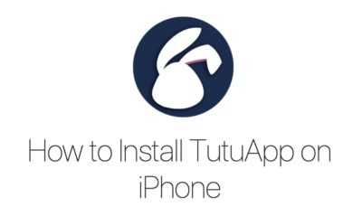 Install TuTuApp on iPhone