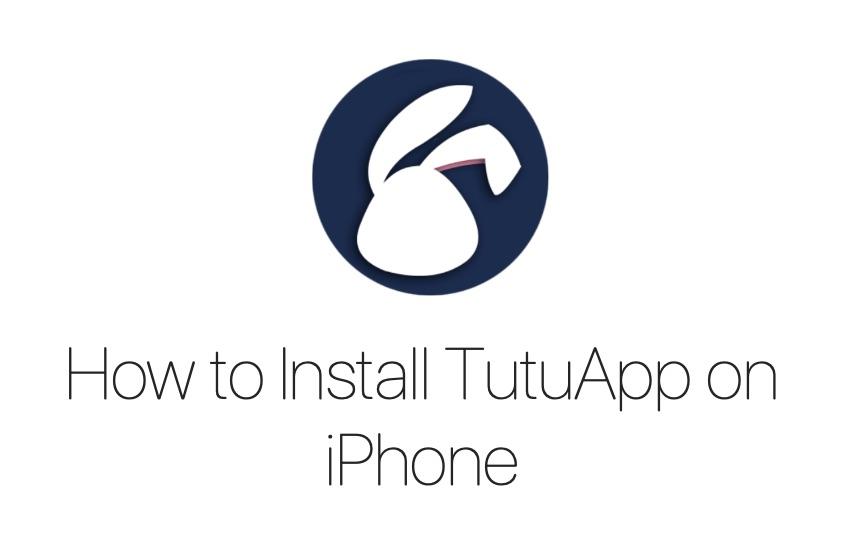 Install TutuApp on iPhone
