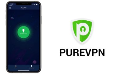 PureVPN iPhone