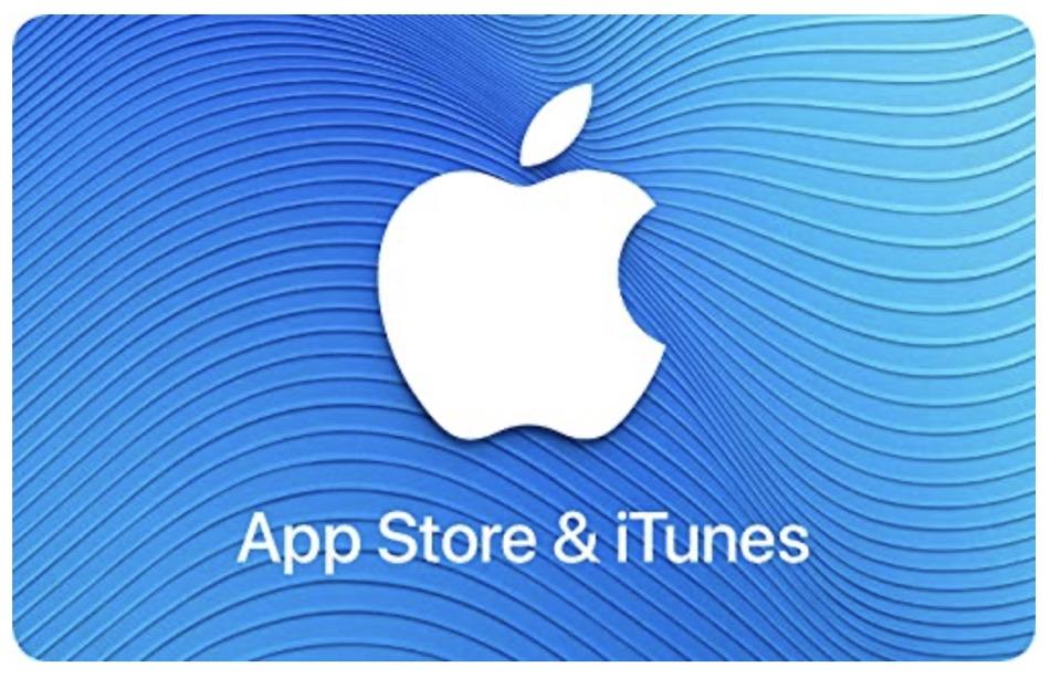 Redeem Apple Gift Card