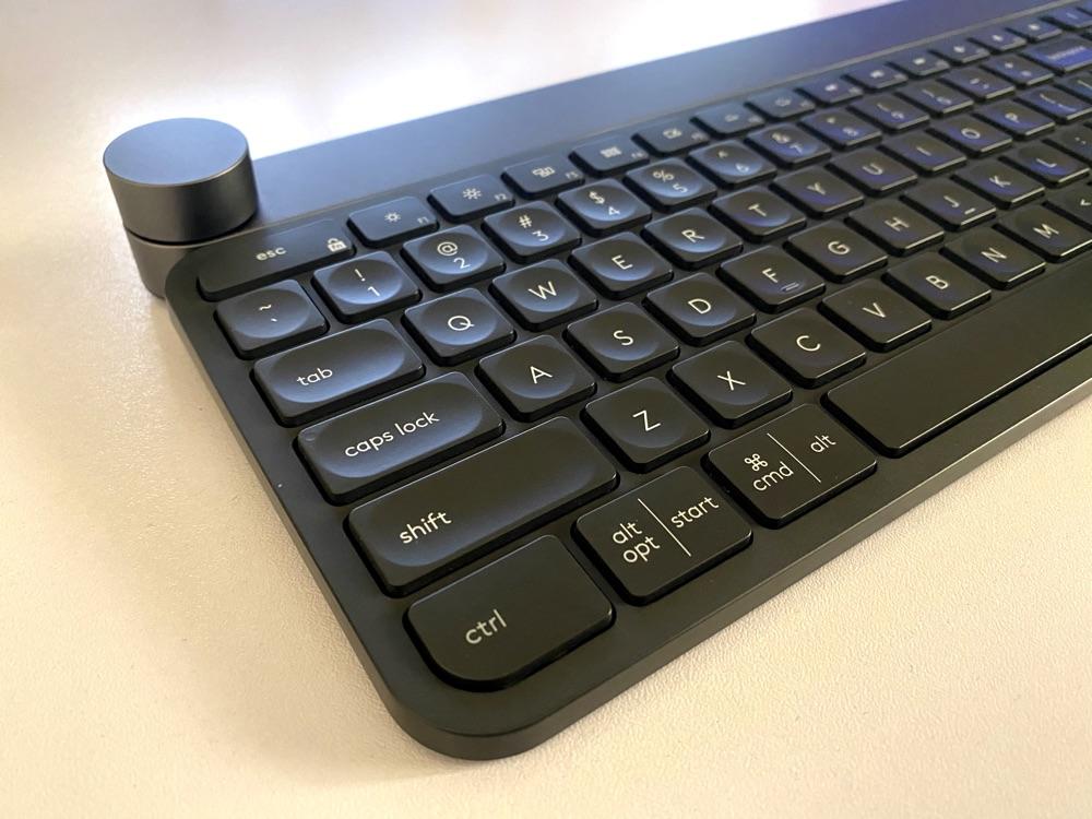 Logitech Craft Keyboard Review