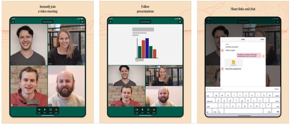 Whereby app iPad