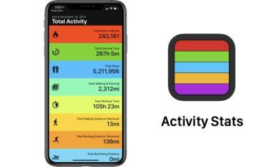 Activity Stats App