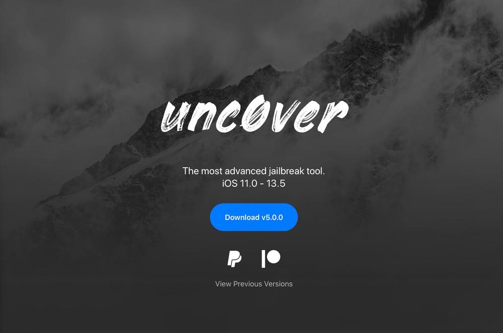 Unc0ver iOS 13.5 Jailbreak How to