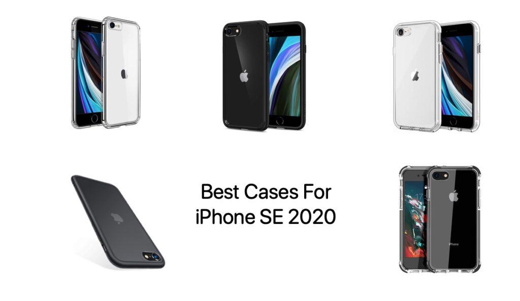 Best Cases iPhone SE 2020 feat