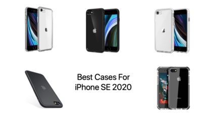 Best Cases iPhone SE 2020 feat