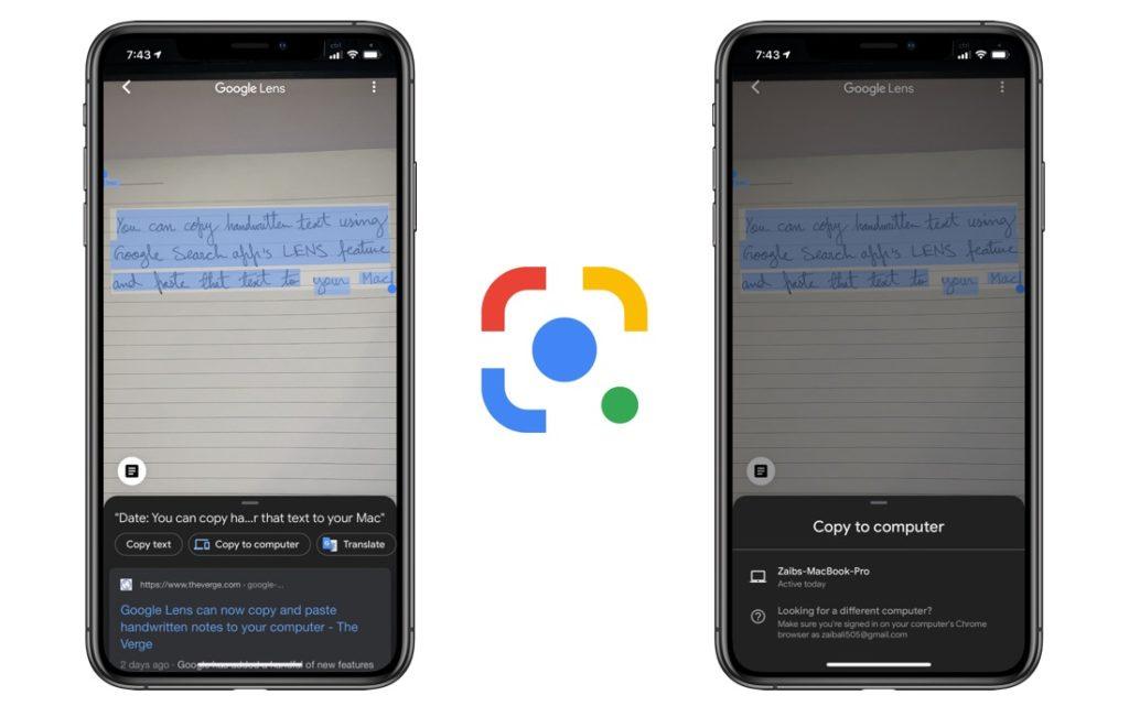Convert Handwriting into digital text