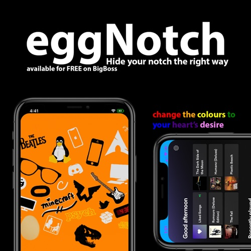 EggNotch tweak
