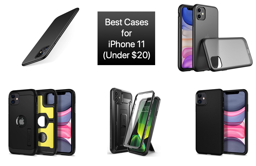 Best Protective Cases For iPhone 11