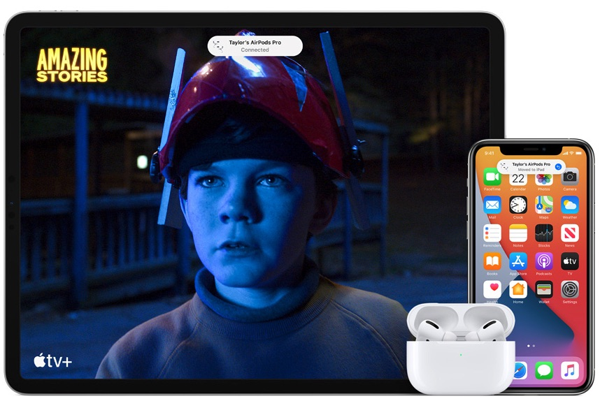 AirPods Features iOS 14