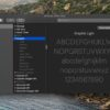 Download Mac Fonts macOS