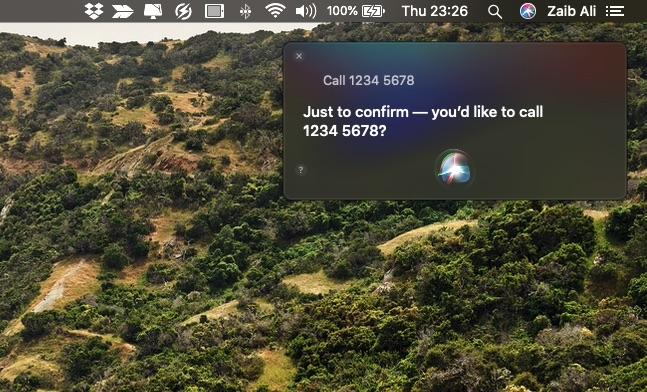 Make Phone Calls From Mac