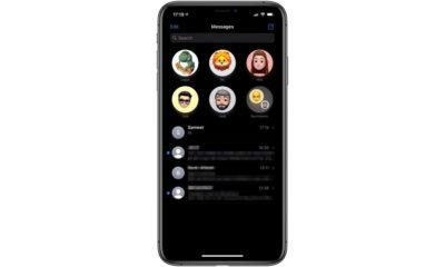 Messages app pin conversation