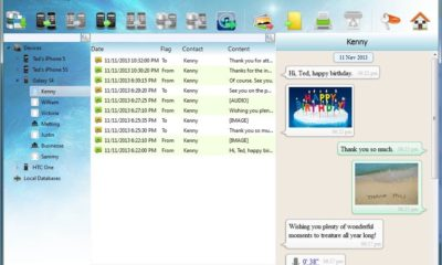 Backuptrans iPhone WhatsApp