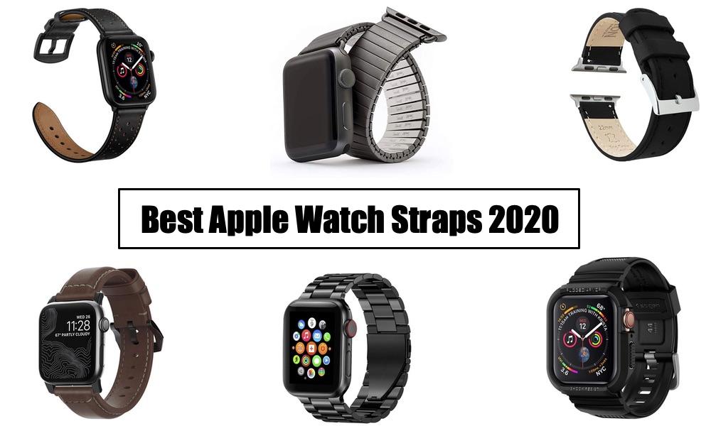 Best Apple Watch Straps 2020
