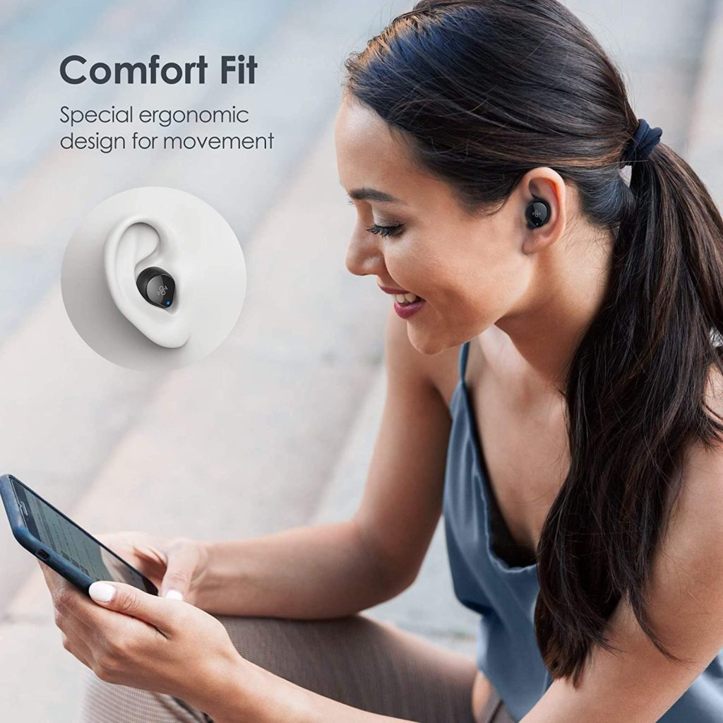 Boltune Upgraded earbuds
