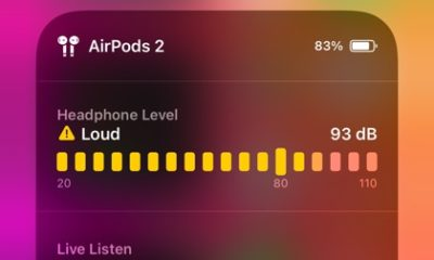Headphone Level iOS 14 feat