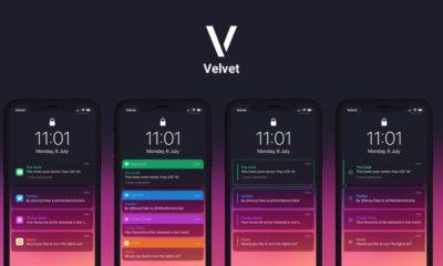 Velvet tweak