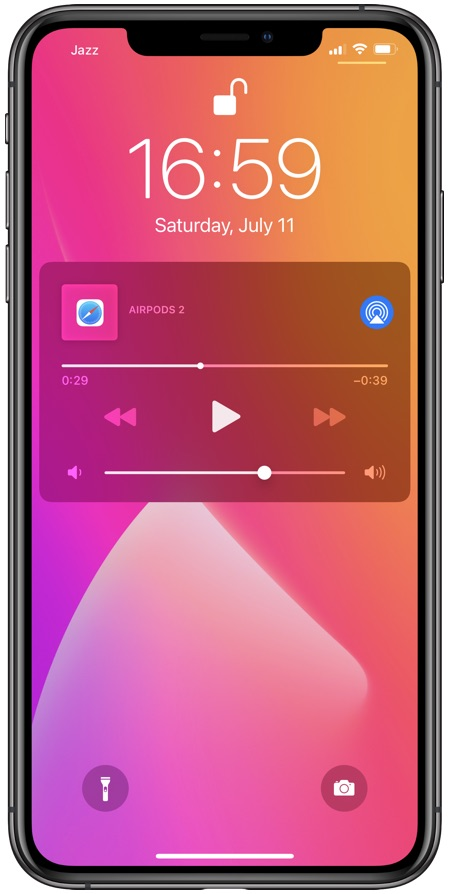 YouTube Audio Background iOS 14 2