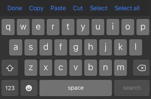 Ρυθμίστε το KeyboardTools