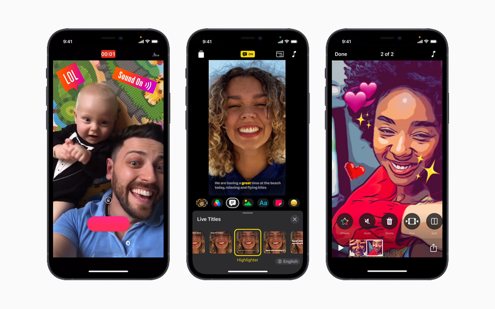 Apple Releases Clips 3.0 With New Interface, HDR Support, Vertical And Horizontal Video - iOS Hacker