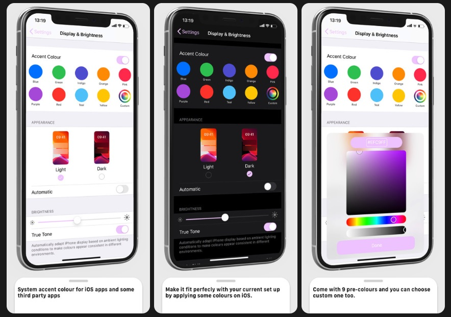 Twister Tweak Lets You Add Custom System Accent Color To iOS - iOS Hacker
